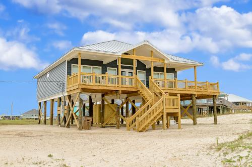 Barefoot Sands - Dauphin Island, AL Vacation Rental
