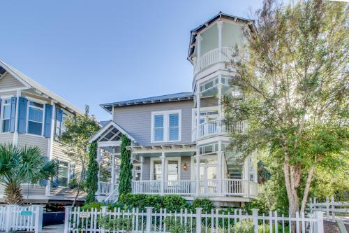 June Bright Cottage - St. Simons Island, GA Vacation Rental