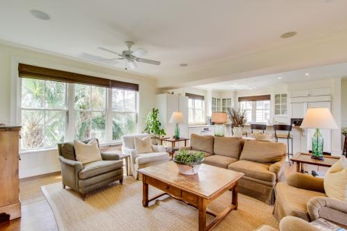 Cypress Villa - St. Simons Island, GA Vacation Rental
