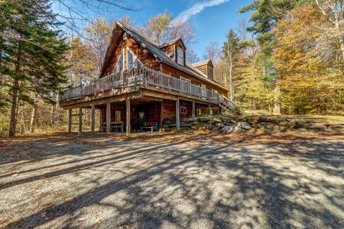 Buffalo Bill's Inferno Road Chalet - Warren, VT Vacation Rental