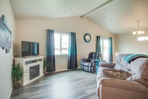 Mica View Haven - Spokane Valley, WA Vacation Rental
