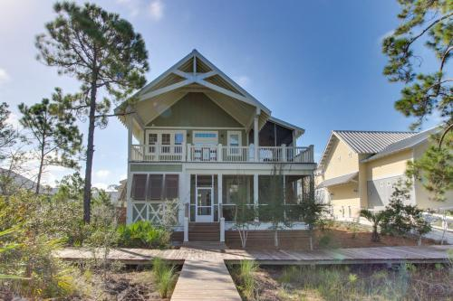 Turtle Treasure Carriage House - Mexico Beach, FL Vacation Rental