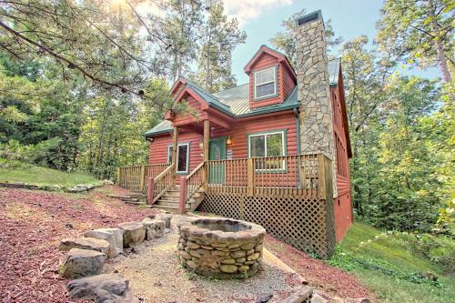 Buckhorn Cabin - Sautee Nacoochee, GA Vacation Rental