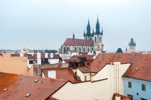 Old Town Square Rental 24 Masna - Prague, Czechia Vacation Rental
