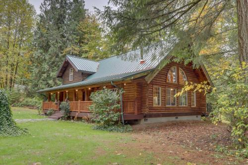 Sandy River Serenity  - Sandy, OR Vacation Rental