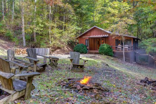 Bear Bottom Creek - Morganton, GA Vacation Rental