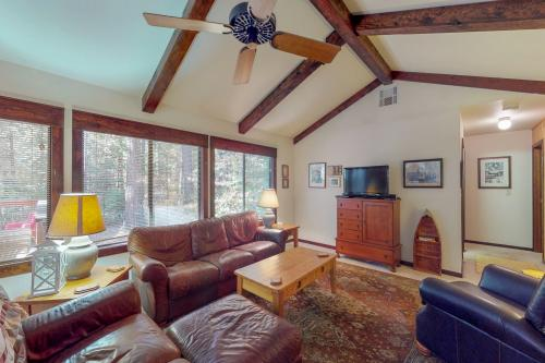 Tranquil Woodland Home - Arnold, CA Vacation Rental
