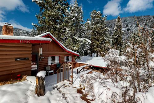 Naughty Pine Cabin - Green Mountain Falls, CO Vacation Rental