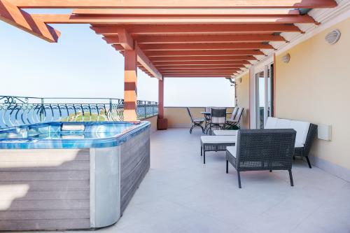 Castelsardo Penthouse - Castelsardo, Italy Vacation Rental