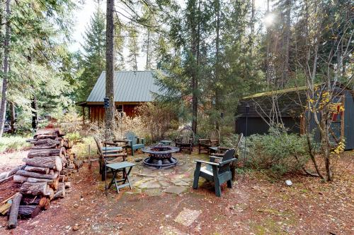 Get Away From It All - Easton, WA Vacation Rental