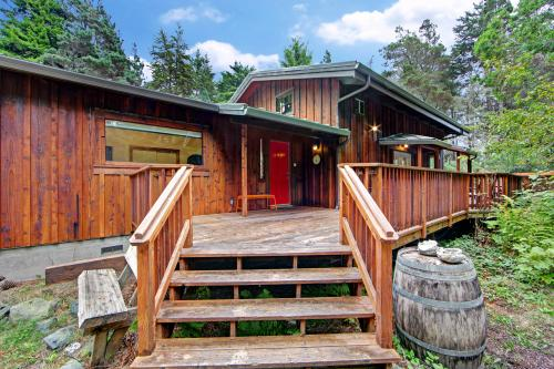 Huckleberry House - Fort Bragg, CA Vacation Rental