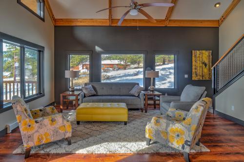 Crest Cabin - Estes Park, CO Vacation Rental