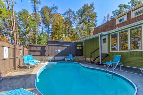 Magnolia Lodge - Dahlonega, GA Vacation Rental