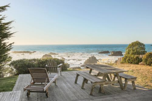 Ocean Mystique - Westport, CA Vacation Rental
