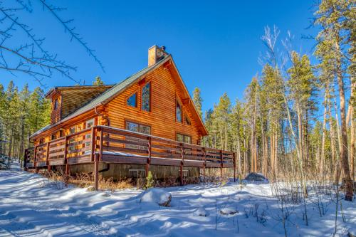 Big Owl Cabin - Allenspark, CO Vacation Rental