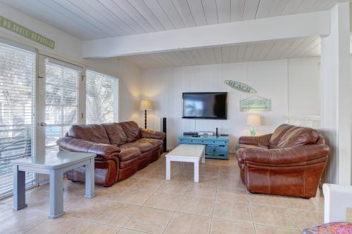South Mission Oceanview Duplex 4 Bedroom - San Diego, CA Vacation Rental