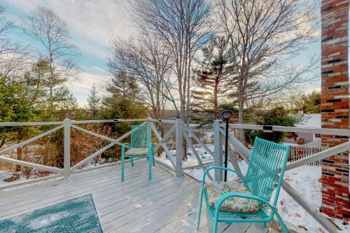 Ladybug Hollow - Orland, ME Vacation Rental