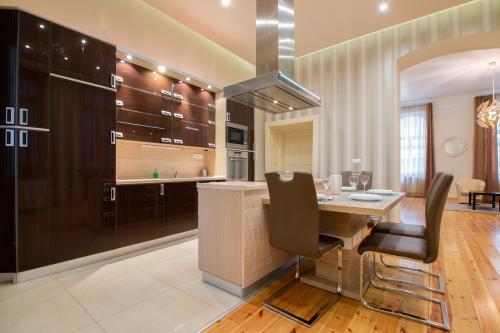 Vaci street Luxury Design Apartment  - Budapest, Hungary Vacation Rental