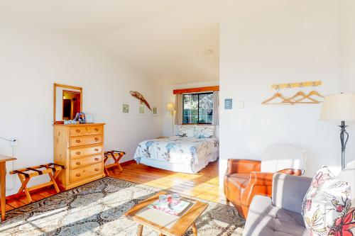 Ocean Cove: Shell - Yachats, OR Vacation Rental