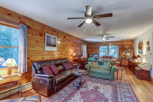 Log Home Getaway - Chestertown, NY Vacation Rental