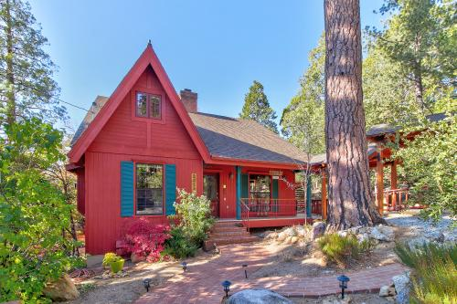 Caladh - Idyllwild, CA Vacation Rental