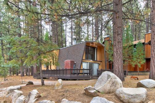 Mountain Sky Cabin - Big Bear Lake, CA Vacation Rental