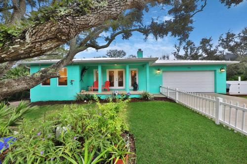 Turquoise Tranquility - Saint Augustine, FL Vacation Rental