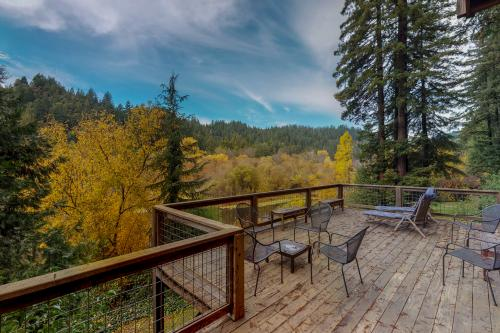 Can-Do Cottage - Guerneville, CA Vacation Rental