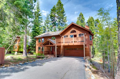 Paradise in the Big Pines - Tahoe City, CA Vacation Rental
