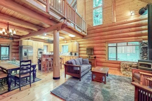 Soaring Pines Lodge - Leavenworth, WA Vacation Rental