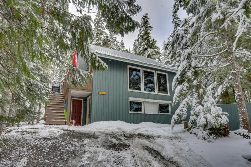 Swiss Haus - Government Camp, OR Vacation Rental