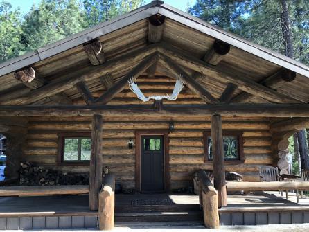 Adventure Lodge on Plenty Pines  - Trout Lake, WA Vacation Rental