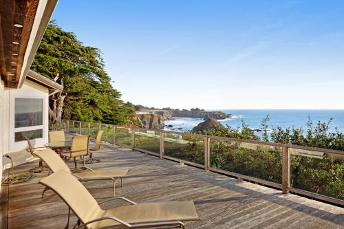 The Cliff House - Gualala, CA Vacation Rental
