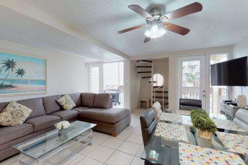 Solare Garden Villa 977 - South Padre Island, TX Vacation Rental