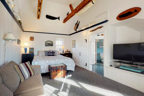 Seaside Cottage #11a - The Rabbit Patch - South Yarmouth, MA Vacation Rental