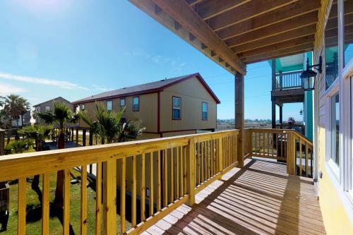 Sandpiper Cottage - Galveston, TX Vacation Rental