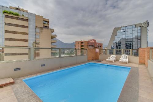 Departamento Acogedor en Vitacura - Santiago, Chile Vacation Rental