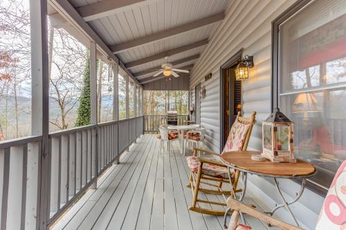 The Grey Moose - Blairsville, GA Vacation Rental