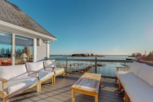 Serene Newagen House - Southport, ME Vacation Rental