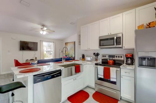 Tranquil Hideaway - Saint Augustine, FL Vacation Rental