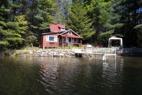 Sagevick Cabin - Chestertown, NY Vacation Rental