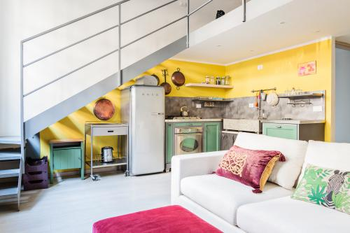 Two Levels Charming Loft - Milan, Italy Vacation Rental