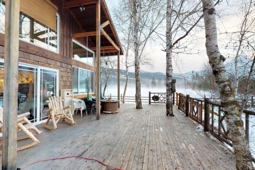 Camp Martin Lodge - Leavenworth, WA Vacation Rental