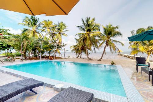 C2 @ Blue Water Beach Villas - San Pedro, Belize Vacation Rental