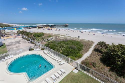 Oceanfront Chateau #308 - Cocoa Beach, FL Vacation Rental