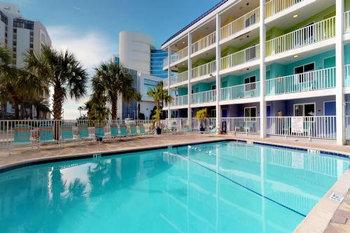 The Schagrin Suite at Pelican Pointe  - Clearwater Beach, FL Vacation Rental