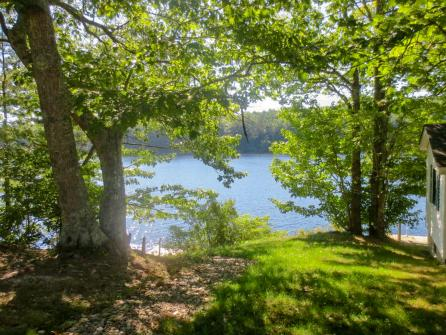The Loft on Knickerbocker Lake - Boothbay, ME Vacation Rental