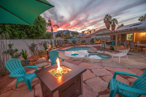 Ocotillo Desert Oasis - Cathedral City, CA Vacation Rental