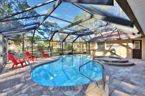 Peaceful Canal House - Palm Coast, FL Vacation Rental