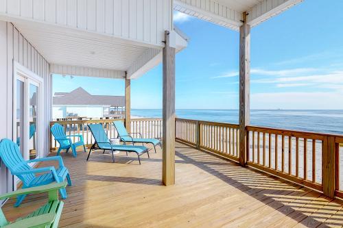 Waves of Grace - Dauphin Island, AL Vacation Rental